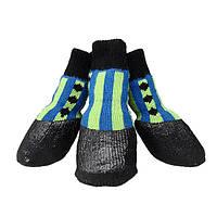 Носки водонепроницаемые для собак Цирк, Dobaz
