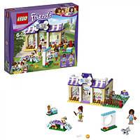 Лего Lego Friends Детский садик для щенков в Хартлейке 41124