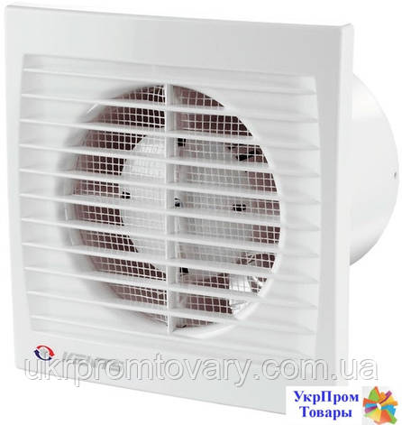 Настенный и потолочный вентилятор Вентс VENTS 125 С, вентиляторы, вентиляционное оборудование БЕСПЛАТНАЯ ДОСТАВКА ПО УКРАИНЕ, фото 2