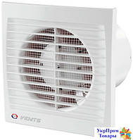 Настенный и потолочный вентилятор Вентс VENTS 125 С турбо, вентиляторы, вентиляционное оборудование БЕСПЛАТНАЯ ДОСТАВКА ПО УКРАИНЕ