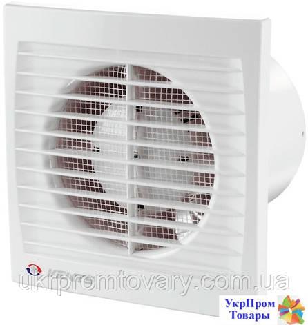 Настенный и потолочный вентилятор Вентс VENTS 125 С турбо, вентиляторы, вентиляционное оборудование БЕСПЛАТНАЯ ДОСТАВКА ПО УКРАИНЕ, фото 2