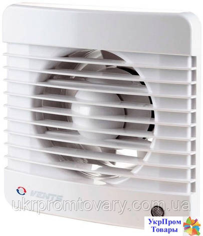Настенный и потолочный вентилятор Вентс VENTS 100 М К турбо, вентиляторы, вентиляционное оборудование БЕСПЛАТНАЯ ДОСТАВКА ПО УКРАИНЕ, фото 2