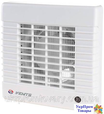 Настенный и потолочный вентилятор Вентс VENTS 125 М1В К, вентиляторы, вентиляционное оборудование БЕСПЛАТНАЯ ДОСТАВКА ПО УКРАИНЕ, фото 2