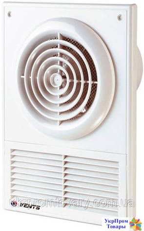 Настенный и потолочный вентилятор Вентс VENTS 100 Ф турбо, вентиляторы, вентиляционное оборудование БЕСПЛАТНАЯ ДОСТАВКА ПО УКРАИНЕ, фото 2