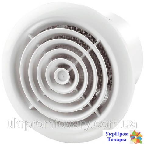 Настенный и потолочный вентилятор Вентс VENTS 125 ПФ турбо, вентиляторы, вентиляционное оборудование БЕСПЛАТНАЯ ДОСТАВКА ПО УКРАИНЕ, фото 2