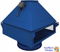 Центробежный крышный вентилятор дымоудаления Вентс VENTS ВКДГ 1100-600-15/730, вентиляторы, вентиляционное оборудование БЕСПЛАТНАЯ ДОСТАВКА ПО УКРАИНЕ