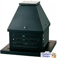 Крышный вытяжной каминный вентилятор для усиления тяги вытяжки дымовых газов Вентс VENTS ВКТ 4Е 250, вентиляторы, вентиляционное оборудование