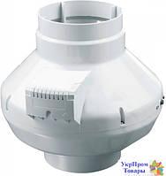 Канальный центробежный вентилятор Вентс VENTS ВК 125 Б, вентиляторы, вентиляционное оборудование БЕСПЛАТНАЯ ДОСТАВКА ПО УКРАИНЕ