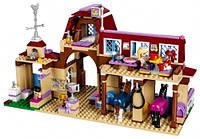 Лего   Расширенный  Lego Friends Клуб верховой езды в Хартлейке 41126