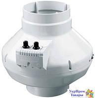 Канальный центробежный вентилятор Вентс VENTS ВК 100 Ун, вентиляторы, вентиляционное оборудование БЕСПЛАТНАЯ ДОСТАВКА ПО УКРАИНЕ