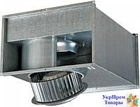 Канальный центробежный вентилятор Вентс VENTS ВКПФ 4Д 400х200, вентиляторы, вентиляционное оборудование БЕСПЛАТНАЯ ДОСТАВКА ПО УКРАИНЕ