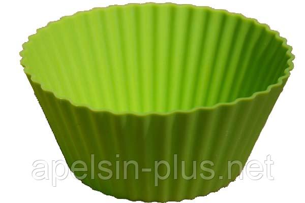 Силіконова форма порційна Ромова баба для випічки