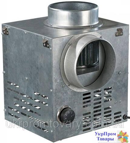 Каминный центробежный вентилятор Вентс VENTS КАМ 140 ЕкоДуо, вентиляторы, вентиляционное оборудование БЕСПЛАТНАЯ ДОСТАВКА ПО УКРАИНЕ, фото 2