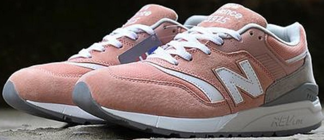 Кроссовки женские New Balance 997.5 Pink Grey 06bbe647b75af