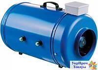 Шумоизолированный вентилятор Вентс VENTS ВКМИ 125 Б, вентиляторы, вентиляционное оборудование БЕСПЛАТНАЯ ДОСТАВКА ПО УКРАИНЕ