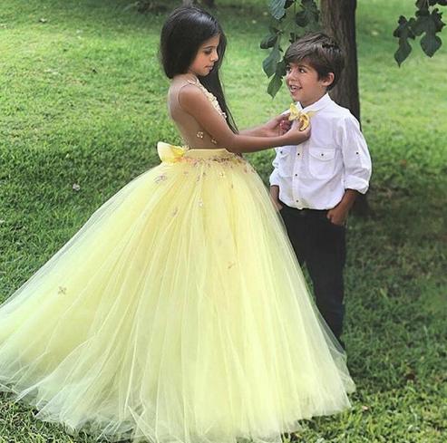 Платье для девочки - Асе
