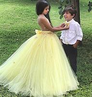 Платье для девочки - Асе, фото 3