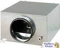 Шумоизолированный вентилятор Вентс VENTS КСБ 125, вентиляторы, вентиляционное оборудование БЕСПЛАТНАЯ ДОСТАВКА ПО УКРАИНЕ