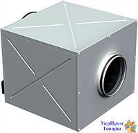 Шумоизолированный вентилятор Вентс VENTS КСД 315 С-4Е, вентиляторы, вентиляционное оборудование БЕСПЛАТНАЯ ДОСТАВКА ПО УКРАИНЕ