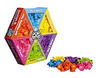 Конструктор мозаика Fat Brain Toys на присосках Pop'Emz (252 шт.)