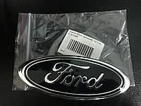 Ford Connect 2006-2009 Эмблема Ford самоклейка, 147мм на 60мм