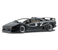 Автомодель (1:18) Lamborghini Diablo SV черный, MAISTO