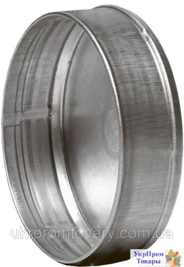 Заглушка внешняя для фасонных элементов 160, вентиляторы, вентиляционное оборудование