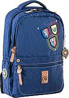 Рюкзак подростковый YES Oxford OX 194 синий 553997