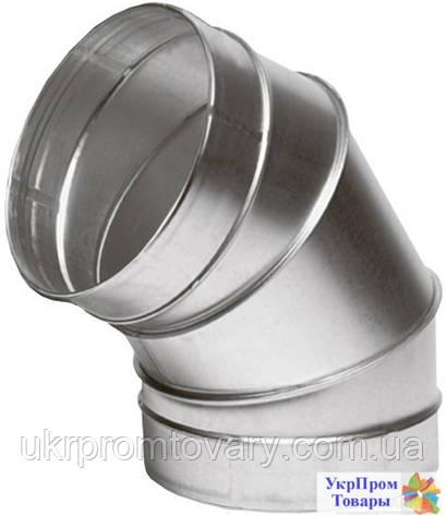 Отвод 60-224, вентиляторы, вентиляционное оборудование, фото 2