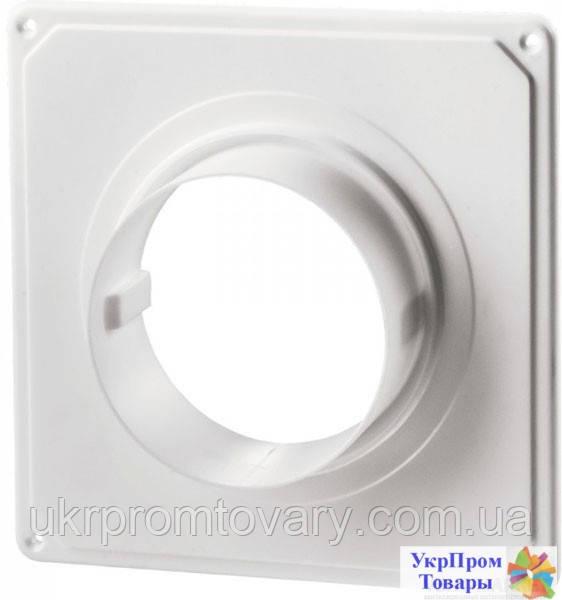 Фланец Вентс VENTS ФК 125, вентиляторы, вентиляционное оборудование