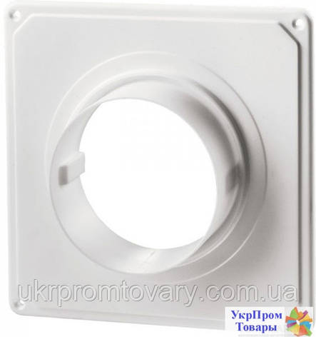 Фланец Вентс VENTS ФК 125, вентиляторы, вентиляционное оборудование, фото 2