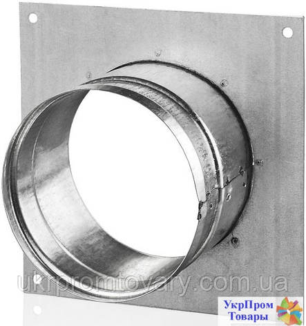 Фланец Вентс VENTS ФМК 125 Ц, вентиляторы, вентиляционное оборудование, фото 2