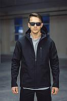 Куртка, ветровка, демисезонная, мужская, весенняя, осенняя