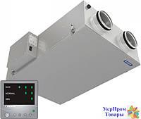 Приточно-вытяжная установка с рекуперацией тепла Вентс VENTS ВУЭ2 250 П ЕС, вентиляторы, вентиляционное оборудование БЕСПЛАТНАЯ ДОСТАВКА ПО УКРАИНЕ