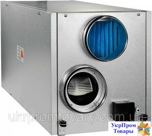 Приточно-вытяжная установка с рекуперацией тепла Вентс VENTS ВУТ 500 ЭГ, вентиляторы, вентиляционное оборудование БЕСПЛАТНАЯ ДОСТАВКА ПО УКРАИНЕ, фото 2