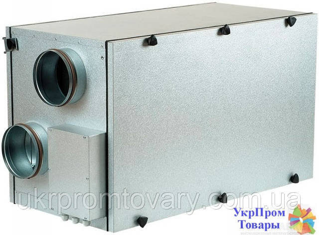 Приточно-вытяжная установка с рекуперацией тепла Вентс VENTS ВУТ 300-2 Г ЕС, вентиляторы, вентиляционное оборудование БЕСПЛАТНАЯ ДОСТАВКА ПО УКРАИНЕ, фото 2