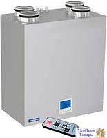 Приточно-вытяжная установка с рекуперацией тепла Вентс VENTS ВУТ 300 ЭВ мини ЕС, вентиляторы, вентиляционное оборудование БЕСПЛАТНАЯ ДОСТАВКА ПО