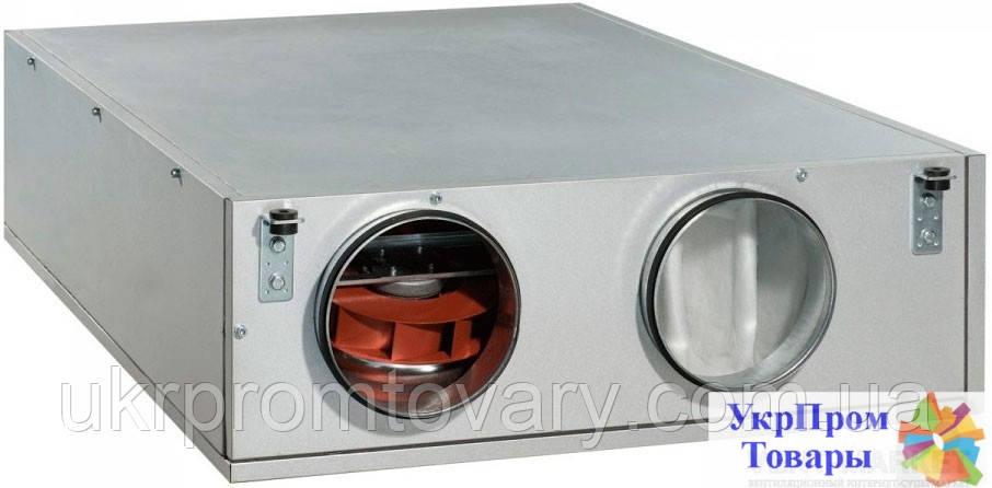 Приточно-вытяжная установка с рекуперацией тепла Вентс VENTS ВУТ 350 ПЭ ЕС, вентиляторы, вентиляционное оборудование БЕСПЛАТНАЯ ДОСТАВКА ПО УКРАИНЕ, фото 2
