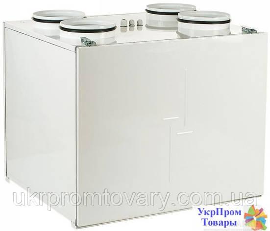 Приточно-вытяжная установка с рекуперацией тепла Вентс VENTS ВУТ 350 ВБ ЕС, вентиляторы, вентиляционное оборудование БЕСПЛАТНАЯ ДОСТАВКА ПО УКРАИНЕ, фото 2