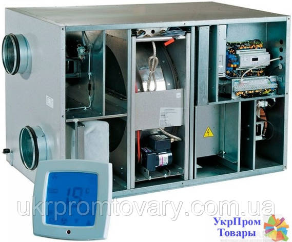 Приточно-вытяжная установка с рекуперацией тепла Вентс VENTS ВУТ Р 700 ЭГ ЕС, вентиляторы, вентиляционное оборудование БЕСПЛАТНАЯ ДОСТАВКА ПО УКРАИНЕ, фото 2
