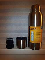 Термос стальной 1 л. ADVENTURE Stanley (Стенли) 10-01570-010, фото 2