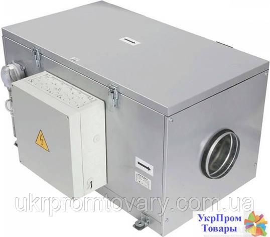 Приточная установка Вентс VENTS ВПА 125-2,4-1, вентиляторы, вентиляционное оборудование БЕСПЛАТНАЯ ДОСТАВКА ПО УКРАИНЕ, фото 2