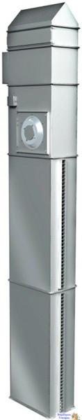 Воздушная завеса Вентс VENTS ПВЗ 800х500, вентиляторы, вентиляционное оборудование БЕСПЛАТНАЯ ДОСТАВКА ПО УКРАИНЕ