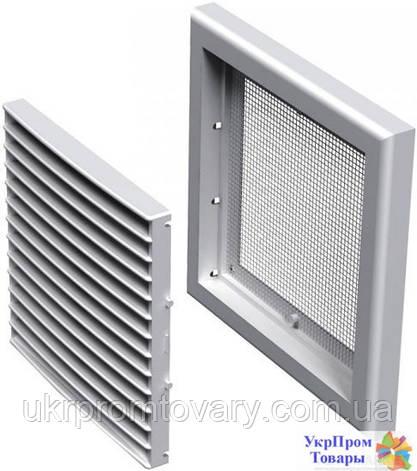 Приточно-вытяжная решетка Вентс VENTS МВ 101с, вентиляторы, вентиляционное оборудование, фото 2