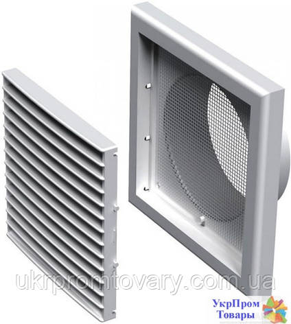 Приточно-вытяжная решетка Вентс VENTS МВ 101 Вс, вентиляторы, вентиляционное оборудование, фото 2