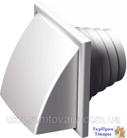 Приточно-вытяжной колпак Вентс VENTS МВ 122 ВНК, вентиляторы, вентиляционное оборудование, фото 2