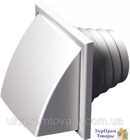 Приточно-вытяжной колпак Вентс VENTS МВ 122 ВН, вентиляторы, вентиляционное оборудование, фото 2