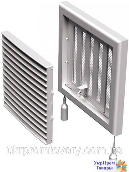 Приточно-вытяжная решетка Вентс VENTS МВ 101 Рс, вентиляторы, вентиляционное оборудование
