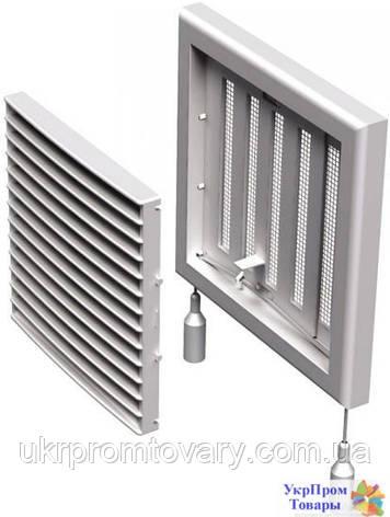 Приточно-вытяжная решетка Вентс VENTS МВ 101 Рс, вентиляторы, вентиляционное оборудование, фото 2