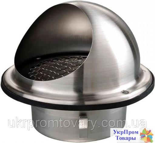 Приточно-вытяжной колпак металлический Вентс VENTS МВМ 152 бВc Н, вентиляторы, вентиляционное оборудование БЕСПЛАТНАЯ ДОСТАВКА ПО УКРАИНЕ, фото 2